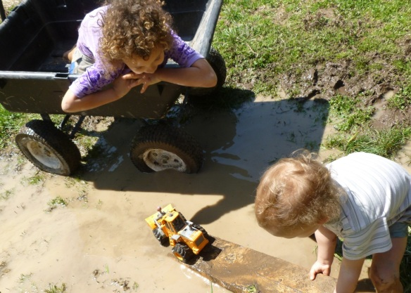 mud  kids