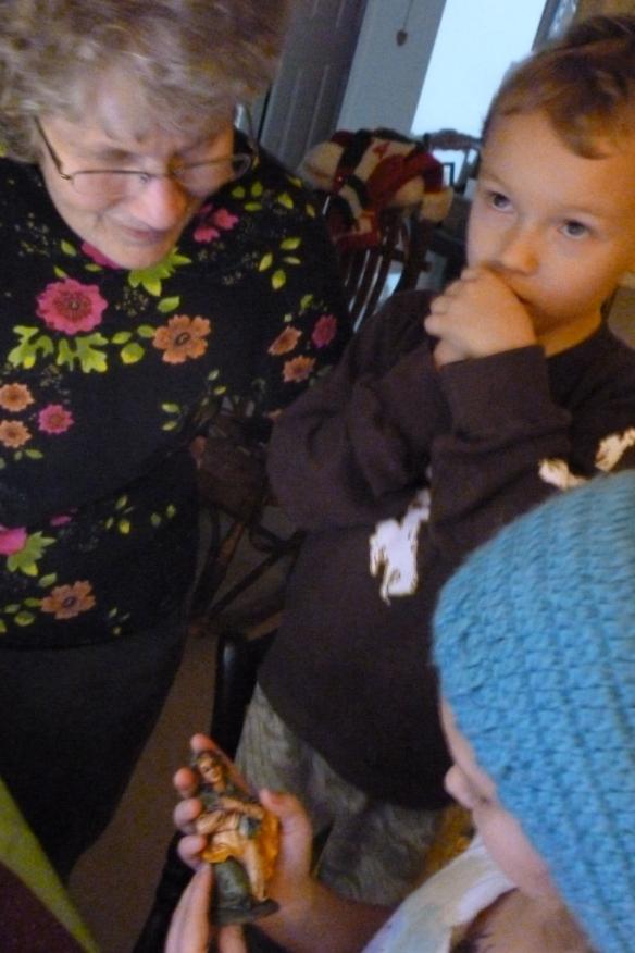 kids with nanny