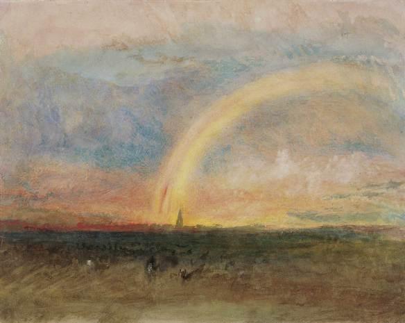 "J.M.W. Turner ""The Rainbow"""