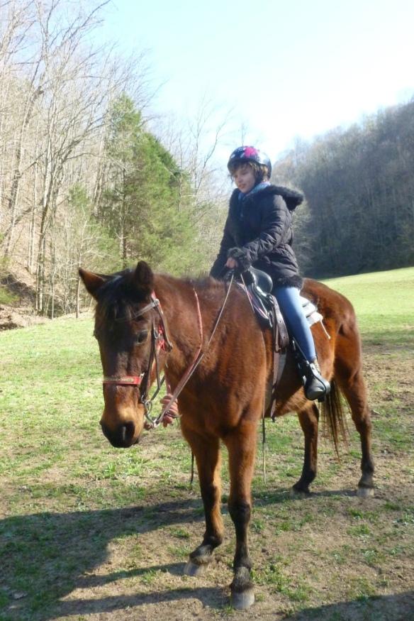 gentle - riding