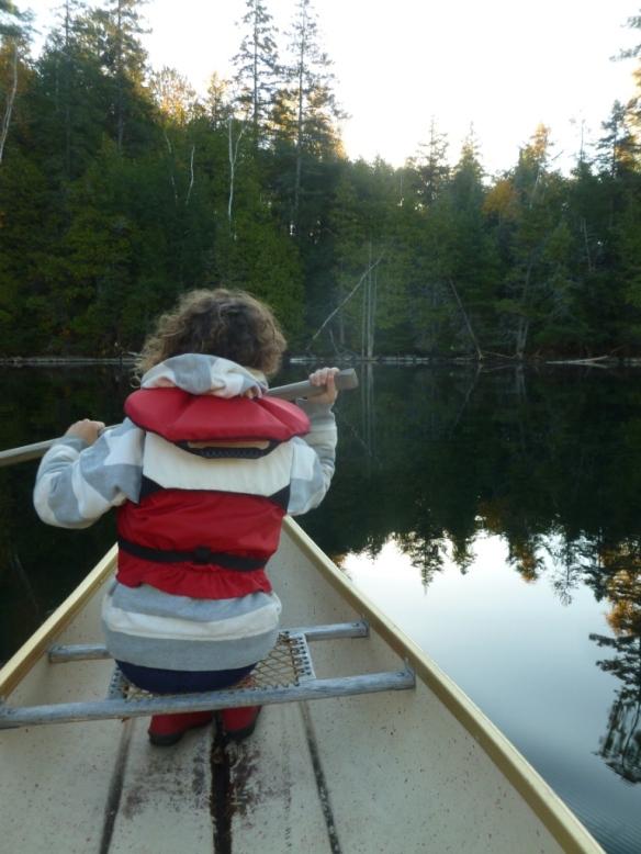 canada lulah canoe