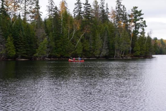 levon canoe ride 1