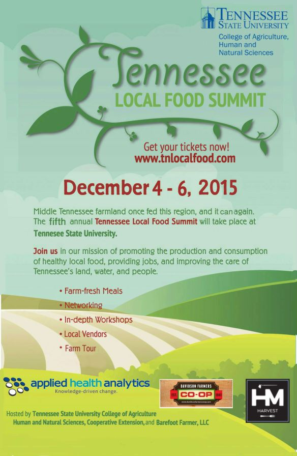 2015 food summit