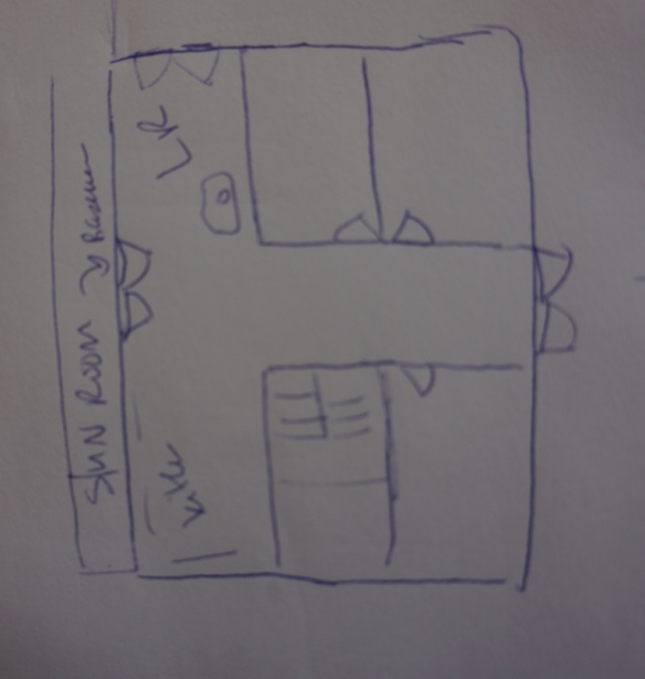 coree's house plan
