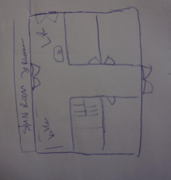 coree's house plan